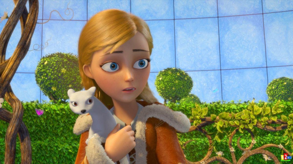 The snow queen la reine des neiges long m trage d - Reine de neige 2 ...