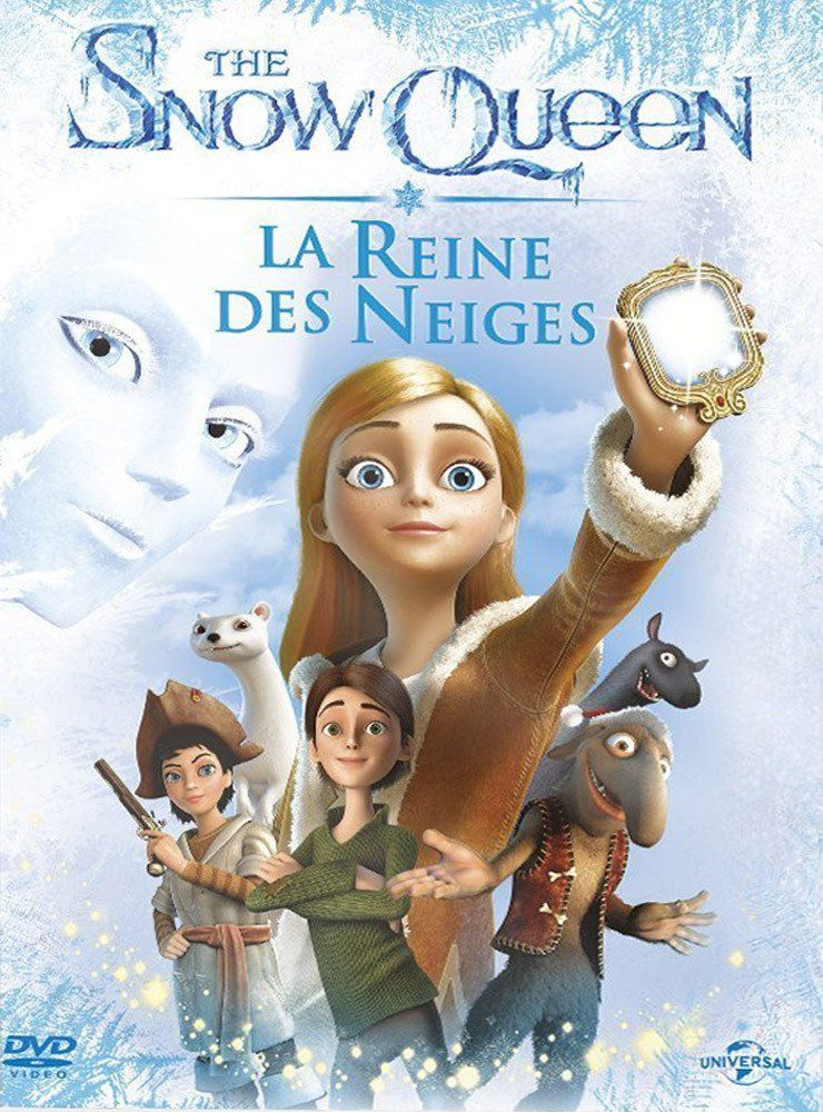 The snow queen la reine des neiges long m trage d 39 animation 2012 - Reine de neige 2 ...