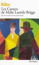 Couverture Les carnets de Malte Laurids Brigge