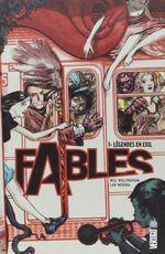 Couverture Légendes en exil - Fables, tome 1