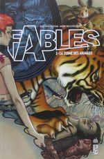 Couverture La Ferme des animaux - Fables, tome 2