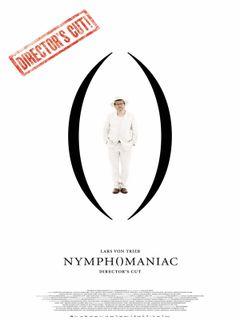 Affiche Nymphomaniac - Director's Cut