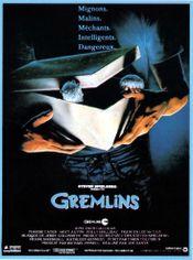 Affiche Gremlins
