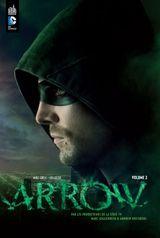 Couverture Arrow la Série TV : Volume 2