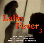 Pochette Latin Fever 3