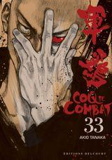Couverture Coq de Combat, tome 33