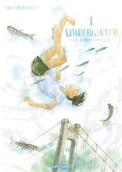 Couverture Underwater - Le Village immergé, tome 1