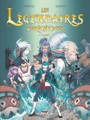 Couverture Shimy - Les Légendaires : Origines, tome 4