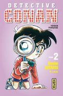 Couverture Détective Conan, tome 2