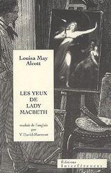Couverture Les yeux de lady Macbeth