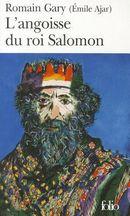 Couverture L'Angoisse du roi Salomon
