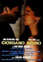Affiche Giordano Bruno