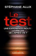 Couverture Le Test