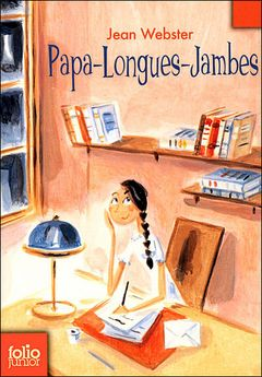 Couverture Papa-Longues-Jambes