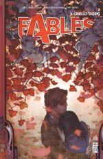 Couverture Cruelles saisons - Fables, tome 6