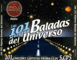 Pochette Las 101 mejores baladas del universo
