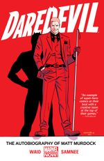 Couverture The Autobiography of Matt Murdock - Daredevil (2014), tome 4