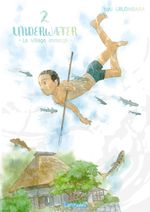 Couverture Underwater - Le Village immergé, tome 2
