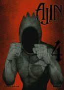 Couverture Ajin : Semi-humain, tome 4