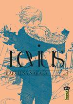 Couverture Levius