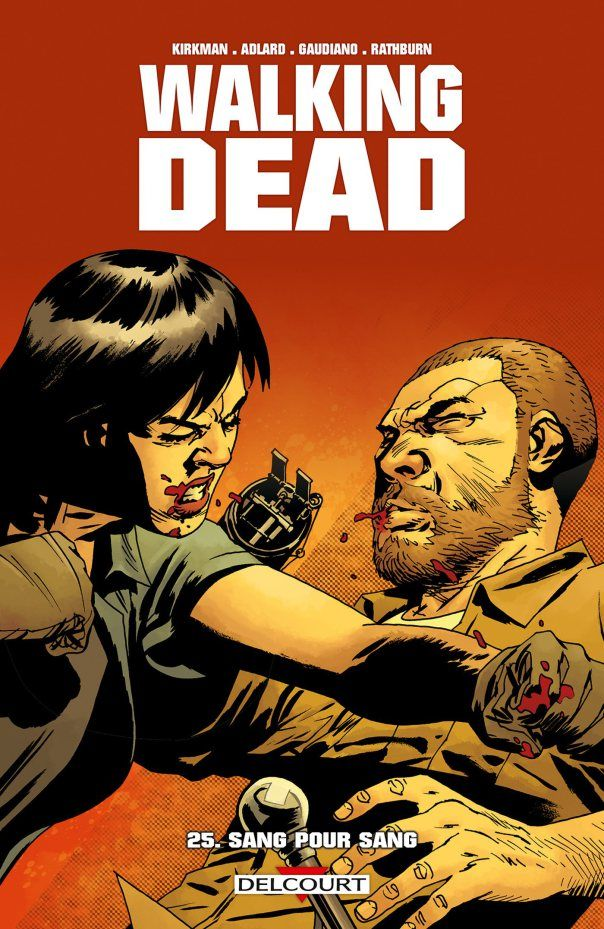 The Walking Dead Tome 25 FR