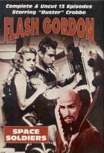 Affiche Flash Gordon : Le Soldat de L'espace