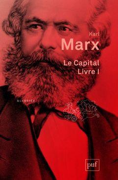 Couverture Le Capital, livre I