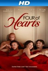 Affiche Four of Hearts