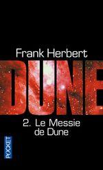 Couverture Le Messie de Dune
