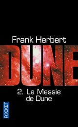 Couverture Le Messie de Dune - Le Cycle de Dune, tome 2
