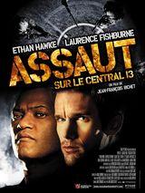 Affiche Assaut sur le central 13