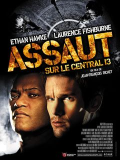 Affiche Assaut sur le central 13