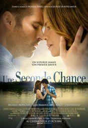 Affiche Une seconde chance