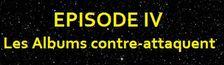 Cover LIST WARS : Episode IV - Les Albums contre-attaquent