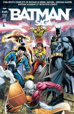 Couverture Batman saga, tome 45