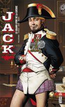 Couverture Le Grand Livre de la Guerre - Jack of Fables, tome 6