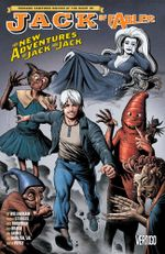 Couverture The New Adventures of Jack and Jack - Jack of Fables, tome 7