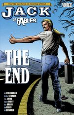 Couverture The End - Jack of Fables, tome 9