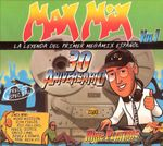 Pochette Max Mix 30 Aniversario Vol 1 - La Leyenda Del Primer Megamix Español