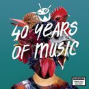 Pochette 40 Years of Music