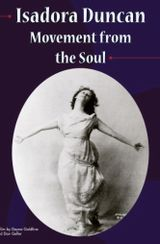Affiche Isadora duncan: movement from the soul