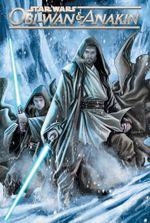 Couverture Star Wars: Obi-Wan & Anakin