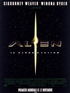 Affiche Alien - La Résurrection