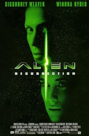 Affiche Alien : La Résurrection
