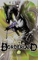 Couverture Alice in borderland, tome 2