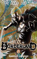Couverture Alice in borderland, tome 3