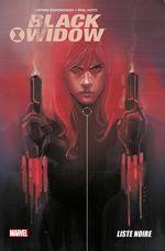 Couverture Liste noire - Black Widow (2014), tome 3
