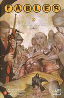 Couverture Le Bon Prince - Fables, tome 12