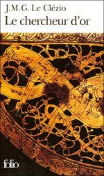 Couverture Le Chercheur d'or