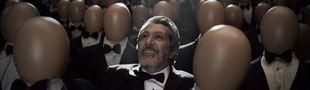 Cover Ma réalité, mon année, mon ciné. Ballonné. Pimenté. Poil au nez.